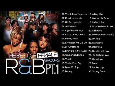 Popular r&b songs from the 90s