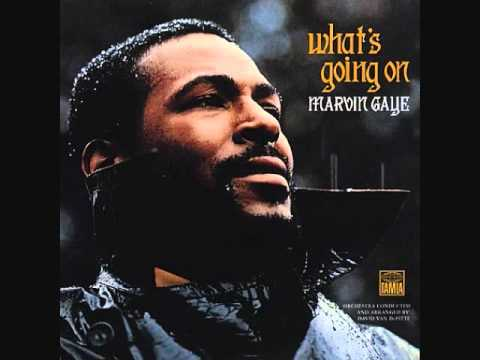 Youtube marvin gaye whats going on