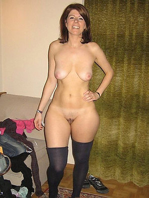 The all natural mature nude