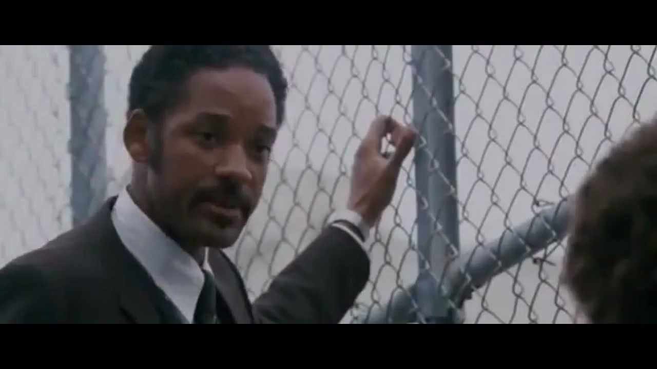 In pursuit of happiness youtube