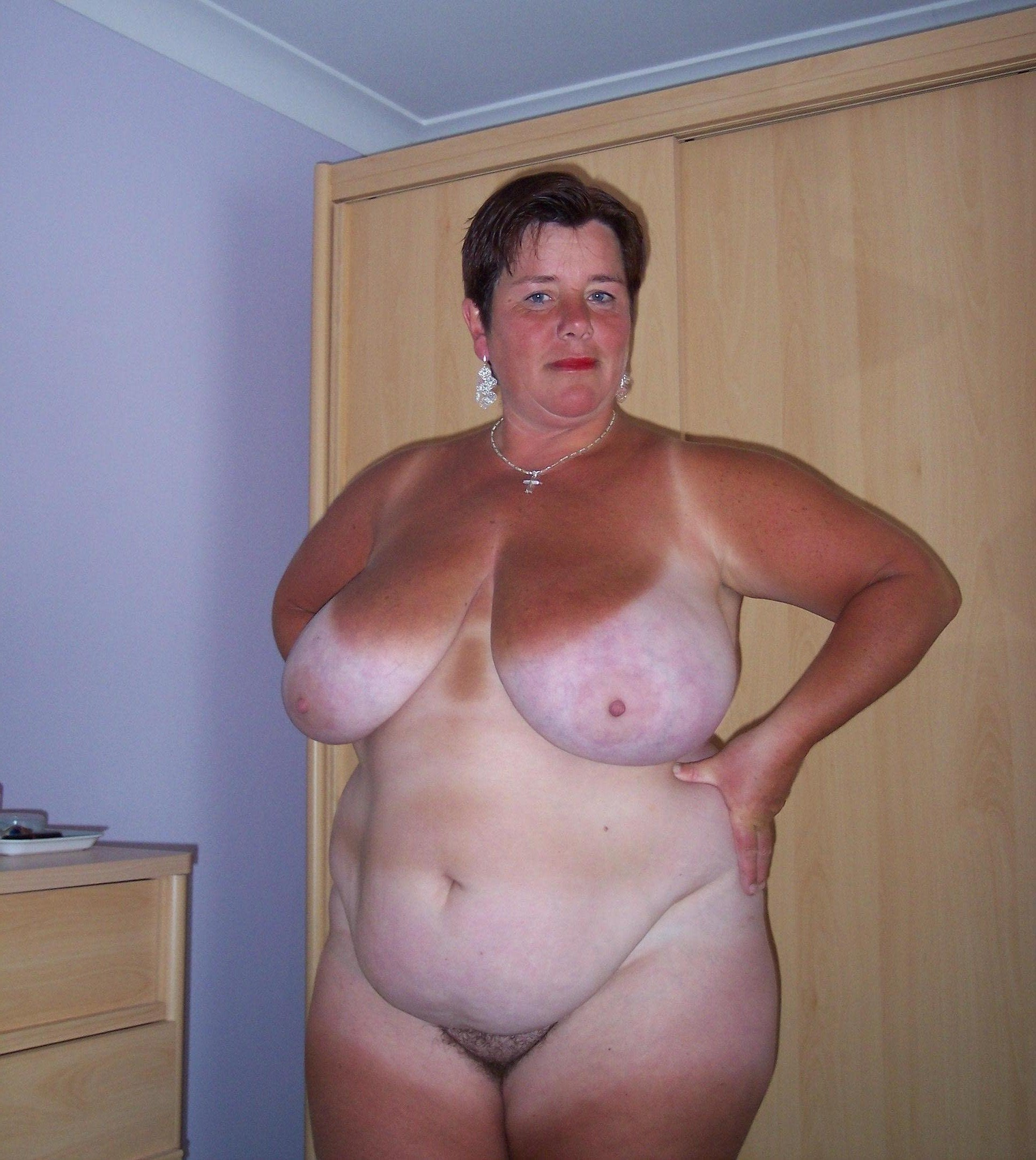 Milf and bbw